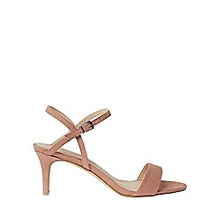 Dorothy Perkins - Rose bubble heeled sandals
