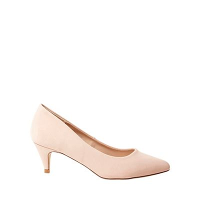 Dorothy Perkins - Pink darcie court shoes