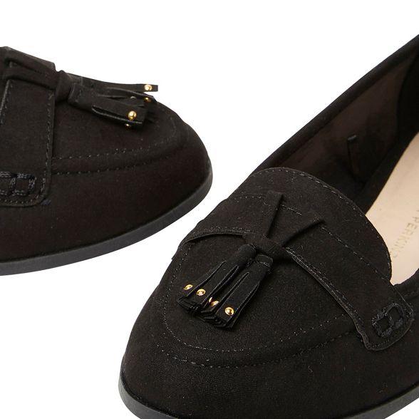 Perkins loafers lane Black Dorothy Dorothy Perkins Bx61qYEww