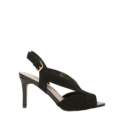Dorothy Perkins - Black britney heeled sandals