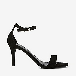 Dorothy Perkins - Black stella high heel sandals
