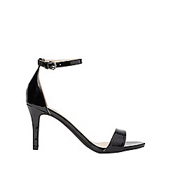 Dorothy Perkins - Black stella heeled sandals