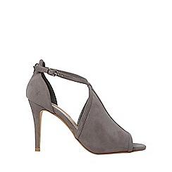 Dorothy Perkins - Grey briana coverage sandals