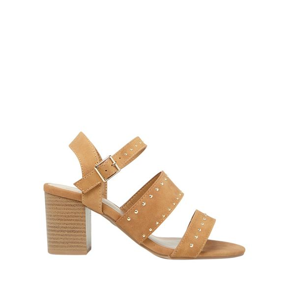 sandals star Tan Dorothy Perkins studded Wxw7Sxr1