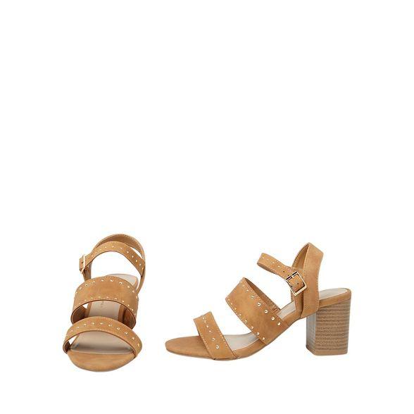 sandals star Tan Dorothy Perkins studded Wxw7Sxr1