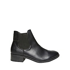 Dorothy Perkins - Black monty chelsea boots