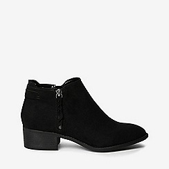 Dorothy Perkins - Black major ankle boots