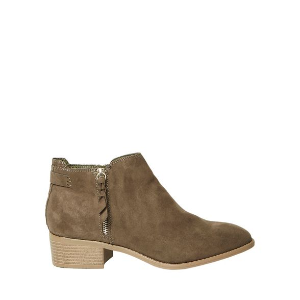 Dorothy Khaki Perkins major boots ankle r4Br5wq
