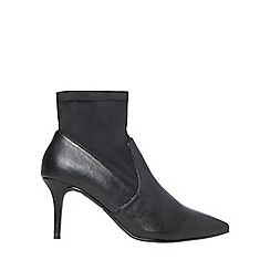 Dorothy Perkins - Black motion sock boots