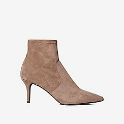 Dorothy Perkins - Taupe motion boots