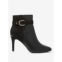Dorothy Perkins - Black alina ankle boots
