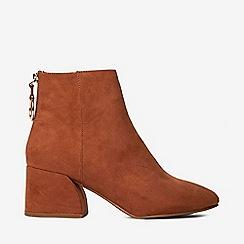 Dorothy Perkins - Tan adore boots