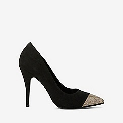 Dorothy Perkins - Black gravity court shoes