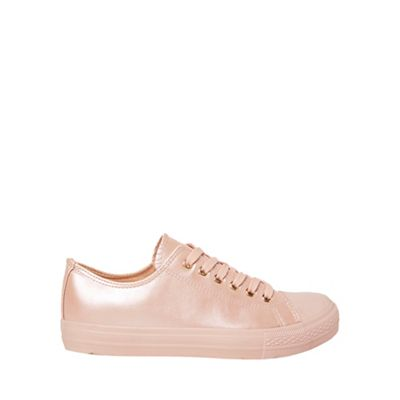 Dorothy Perkins trainers - Pink pu ingrid trainers Perkins 2183bc
