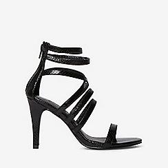 Dorothy Perkins - Black born strappy sandals