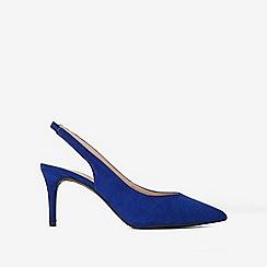 Dorothy Perkins - Blue Essie Court Sandals