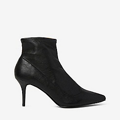 Dorothy Perkins - And tan atomic ankle boots