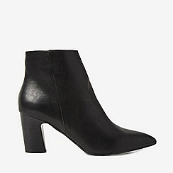 Dorothy Perkins - Black adrienne ankle boots