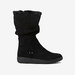 Dorothy Perkins - Black Kristie Long Boots