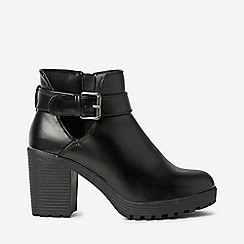 Dorothy Perkins - Black aminnie Chelsea boots