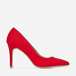 Dorothy Perkins - Red Danielle Court Shoes