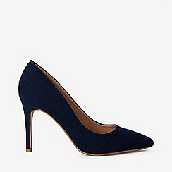 Dorothy Perkins - Navy danielle court shoes