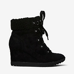 Dorothy Perkins - Aphex wedge boots