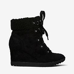Women's Lace Up Boots | Debenhams