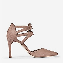 Dorothy Perkins - Camel Elle Court Shoes