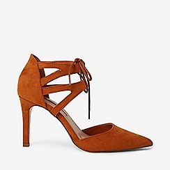 Dorothy Perkins - Rust Elle Court Shoes