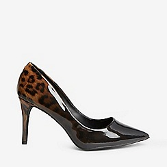 Dorothy Perkins - Black Ombre Eden Court Shoes
