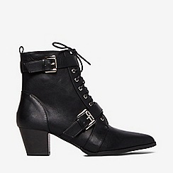 Dorothy Perkins - Black amaddox ankle boots