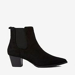 Dorothy Perkins - Black mayfair boots