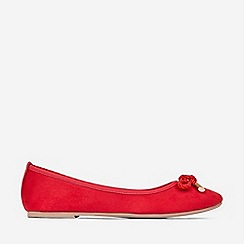 Dorothy Perkins - Red Priscilla Pumps