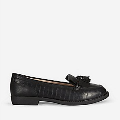 Dorothy Perkins - Black Lilo Snaffle Loafers
