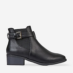 Dorothy Perkins - Black Molino Jodphur Boots