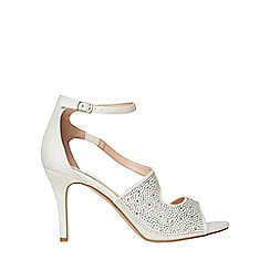 Dorothy Perkins - Showcase exclusive ivory sunny sandals