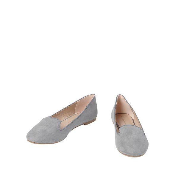 pumps Perkins Grey Dorothy ballerina panda nwH04C7q