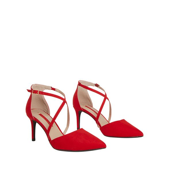 elsa shoes crossover Red court Dorothy Perkins Xnq1BpwE