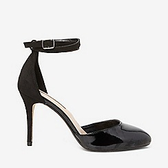 Dorothy Perkins - Black Patent Eleanor Court Shoes