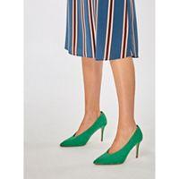 e82ffa8154e18 Dorothy Perkins - Green gatsby court shoes