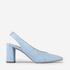 Dorothy Perkins - Blue Everley Court Shoes
