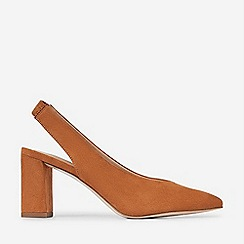 Dorothy Perkins - Tan Everley Court Shoes