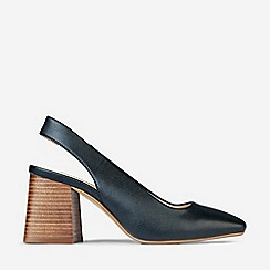 Dorothy Perkins - Black Esmeralda Court Shoes