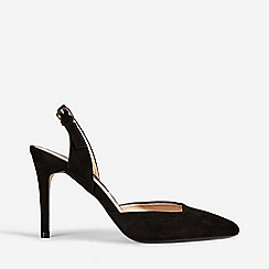 Dorothy Perkins - Black Destiny Court Shoes