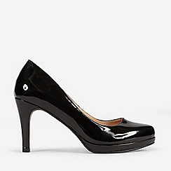 Dorothy Perkins - Black Dani Platform Court Shoes