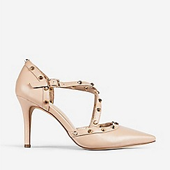 Dorothy Perkins - Blush Gemalina Court Shoes