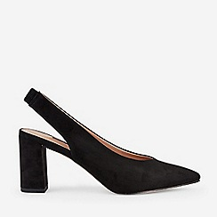 Dorothy Perkins - Black Everley Court Shoes