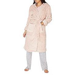 Dorothy Perkins - 3d heart clipped robe