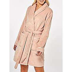 Dorothy Perkins - Blush wellsoft robe
